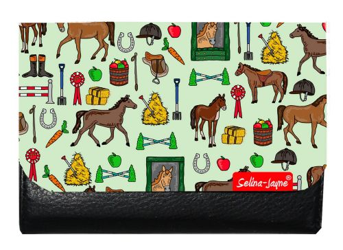 Selina-Jayne Horses Limited Edition Designer Small Purse
